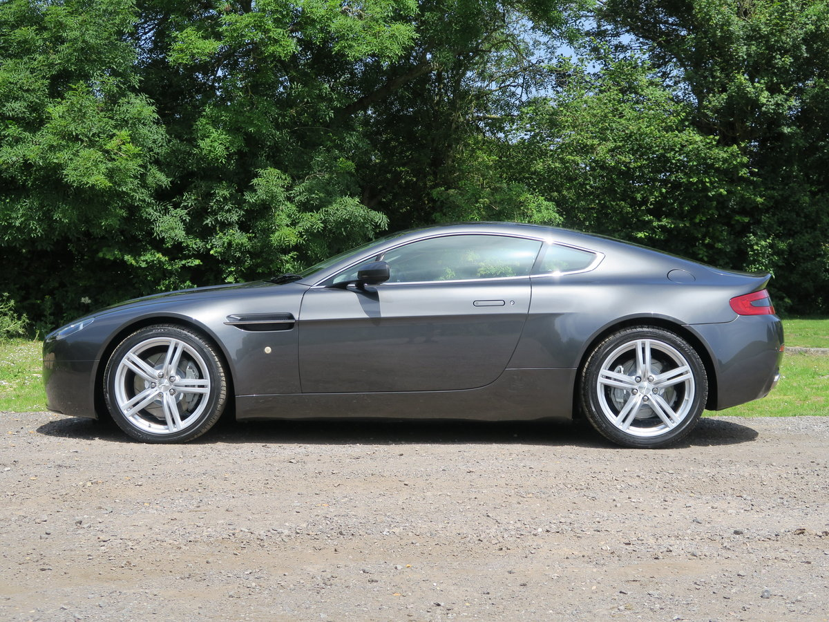 2009 Aston Martin Vantage 4.7 420 Manual  For Sale (picture 3 of 9)