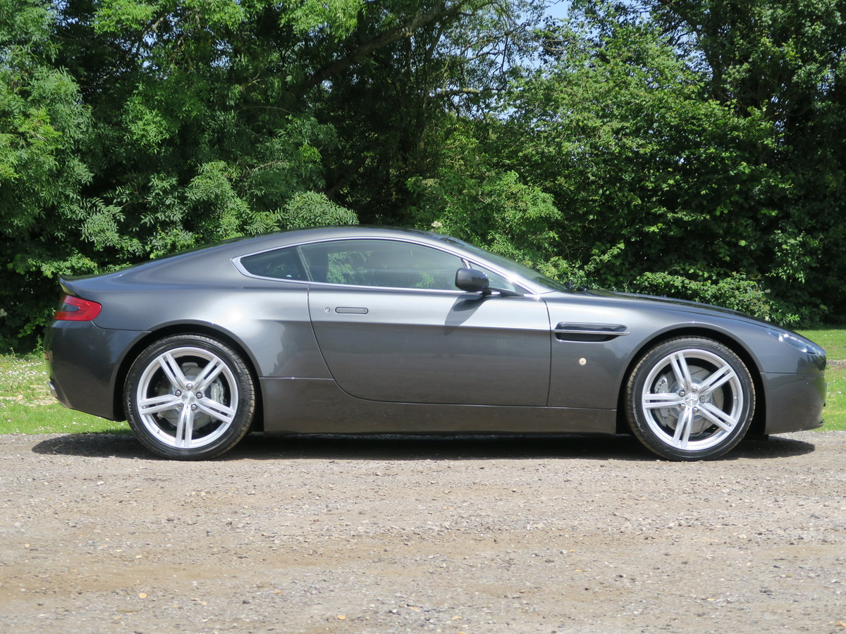 2009 Aston Martin Vantage 4.7 420 Manual  For Sale (picture 4 of 9)