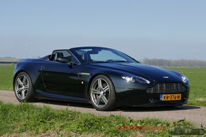 2008 Aston Martin N400 Vantage Limited edition !