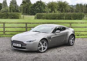 2009(59) Aston Martin V8 Vantage **NOW SOLD** For Sale