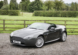 2011(11) Aston Martin V8 Vantage Roadster For Sale