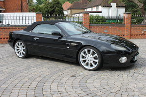 2003 DB7 Superb service history - last owner 11 years
