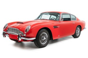1967 Aston Martin DB6 = Correct LHD AC Red(~)Black driver $365k For Sale