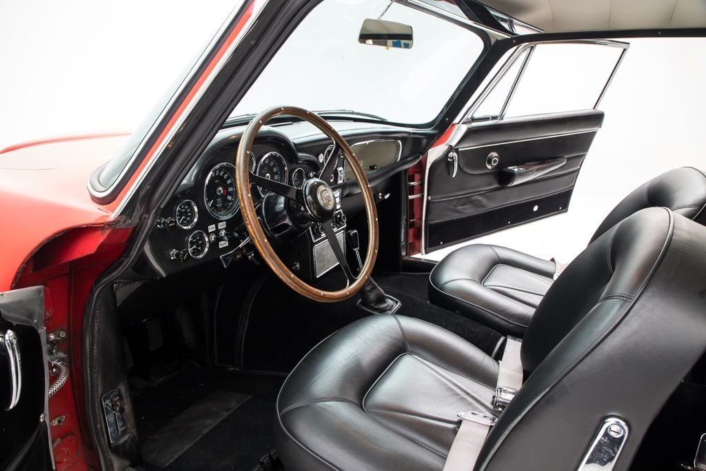 1967 Aston Martin DB6 = Correct LHD AC Red(~)Black driver $365k For Sale (picture 3 of 6)