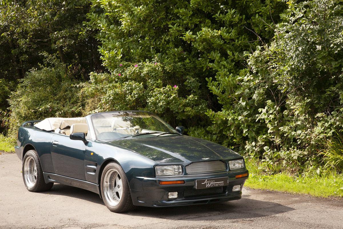 1995 Aston Martin Virage Volante 5.3L Wide Body For Sale (picture 1 of 6)