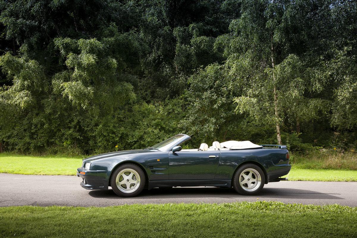 1995 Aston Martin Virage Volante 5.3L Wide Body For Sale (picture 2 of 6)