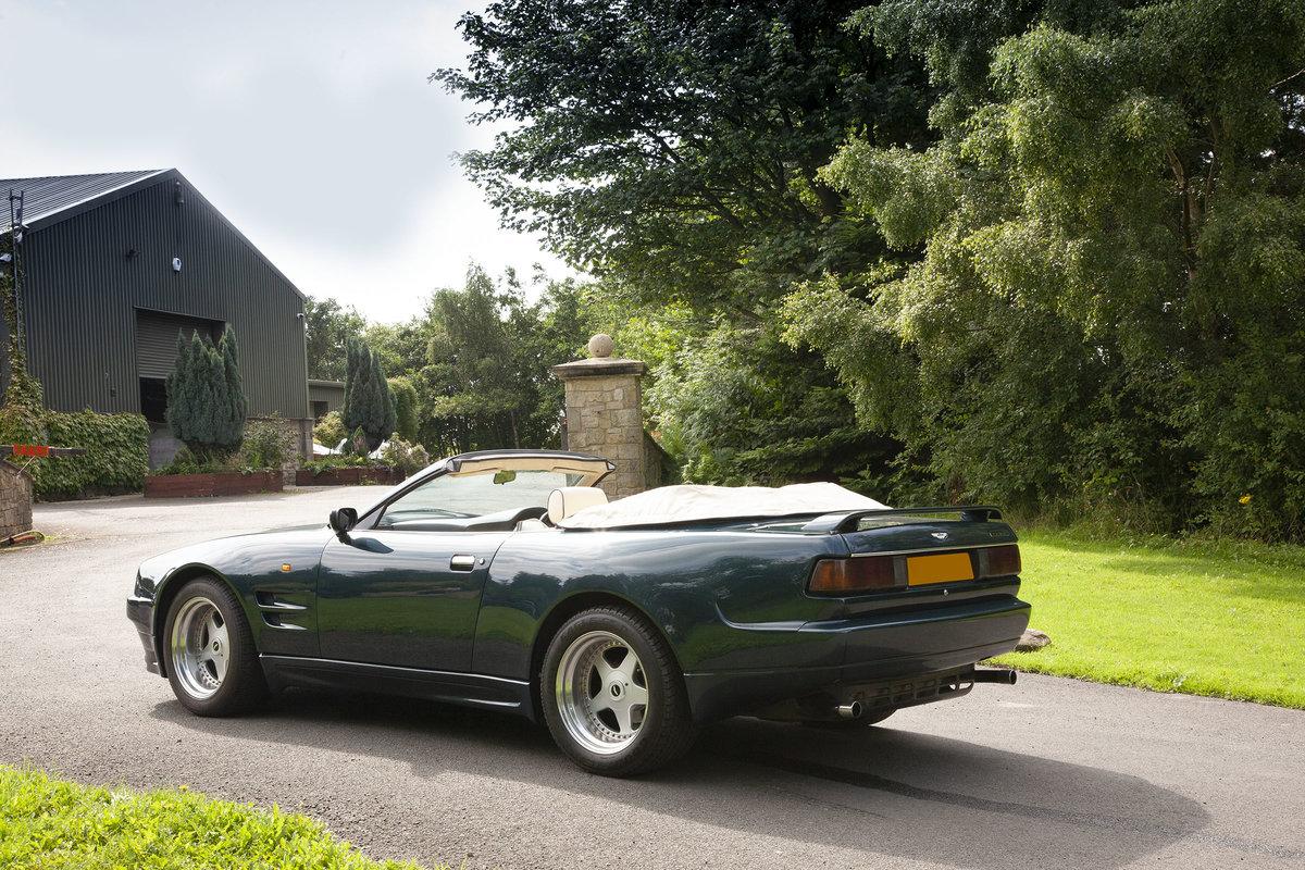 1995 Aston Martin Virage Volante 5.3L Wide Body For Sale (picture 3 of 6)