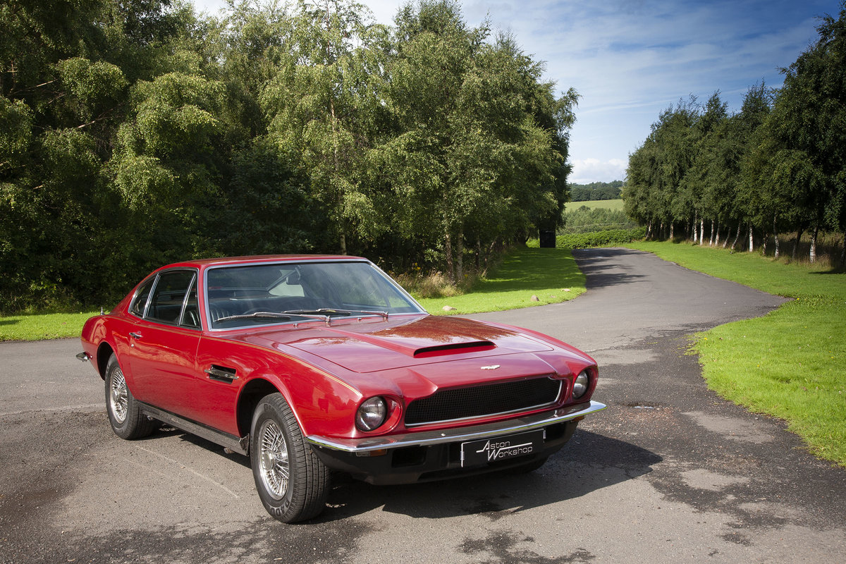 1973 Aston Martin Vantage 6cyl (One Family Owner) For Sale (picture 1 of 6)
