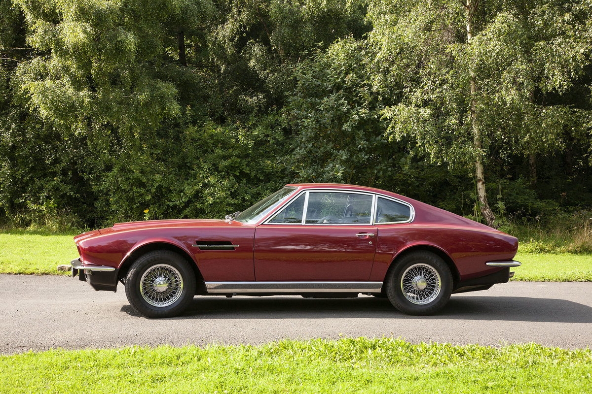 1973 Aston Martin Vantage 6cyl (One Family Owner) For Sale (picture 2 of 6)