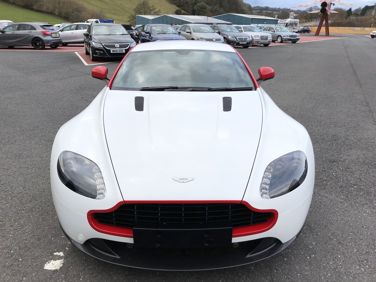 2014 64 ASTON MARTIN VANTAGE 4.7 N430 Coupe AUTO For Sale (picture 2 of 6)