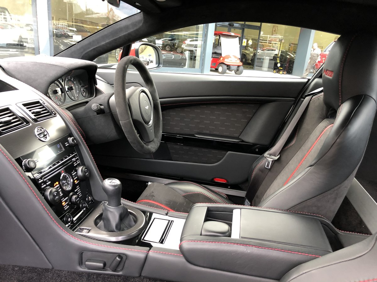 2014 64 ASTON MARTIN VANTAGE 4.7 N430 Coupe AUTO For Sale (picture 5 of 6)