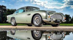 1964 Aston Martin DB5 fully restored