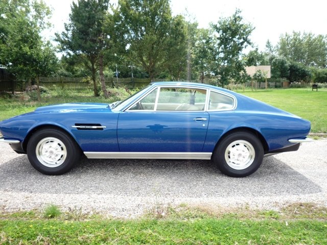 1972 Aston Martin V8 For Sale (picture 3 of 6)