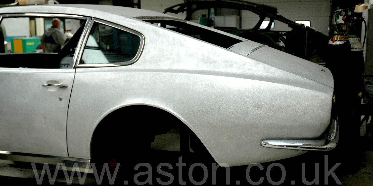 1976 Aston Martin V8 Project Car For Sale (picture 3 of 6)