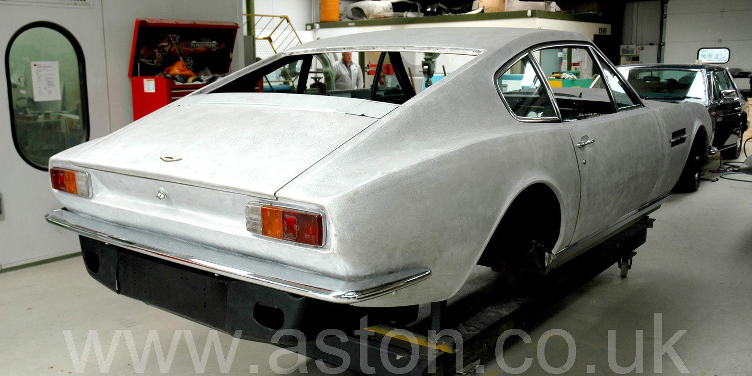 1976 Aston Martin V8 Project Car For Sale (picture 4 of 6)