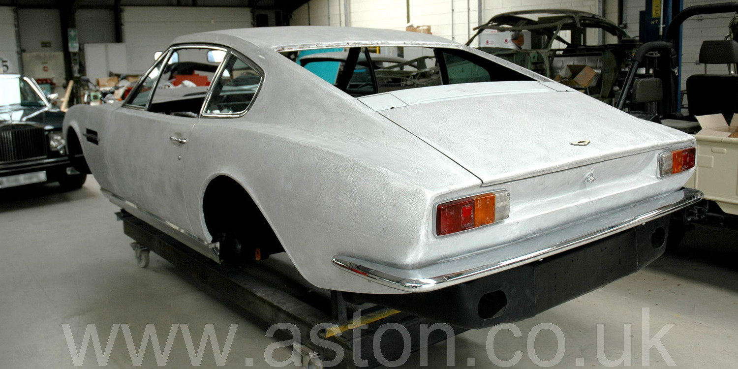 1976 Aston Martin V8 Project Car For Sale (picture 6 of 6)