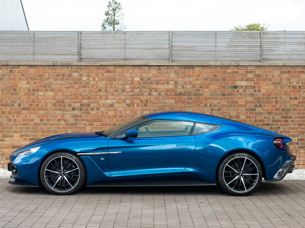 2017 Aston Martin Vanquish Zagato Coupe For Sale (picture 2 of 24)