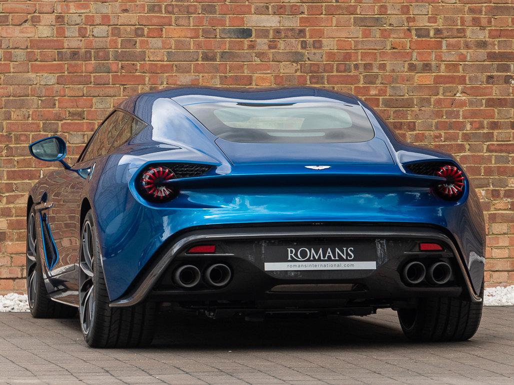 2017 Aston Martin Vanquish Zagato Coupe For Sale (picture 3 of 24)