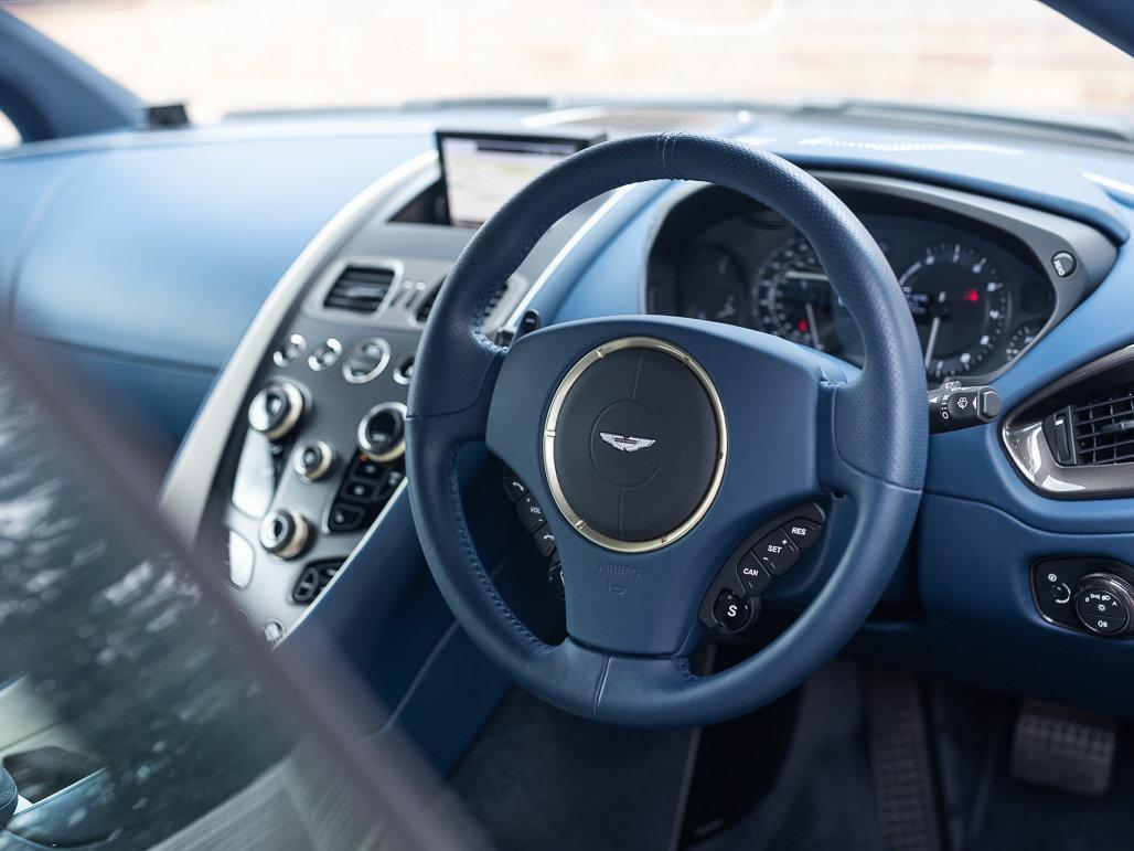 2017 Aston Martin Vanquish Zagato Coupe For Sale (picture 4 of 24)