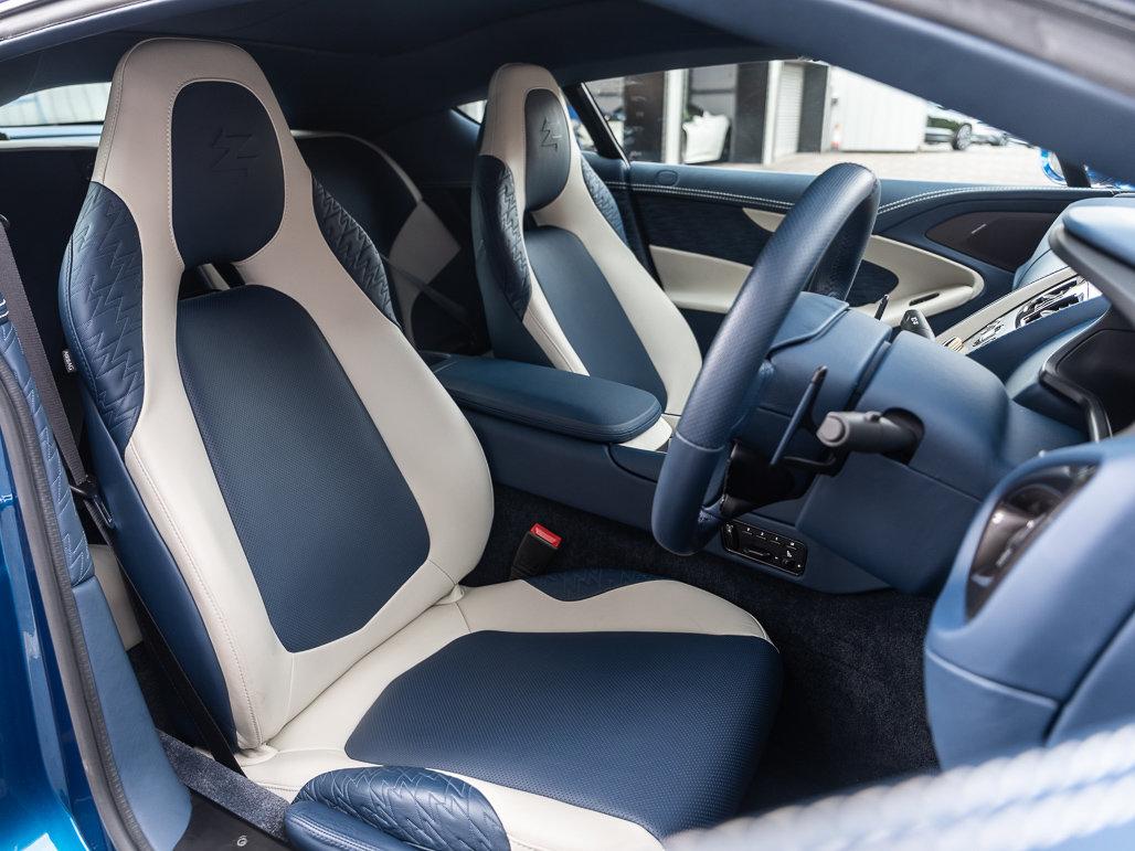 2017 Aston Martin Vanquish Zagato Coupe For Sale (picture 5 of 24)