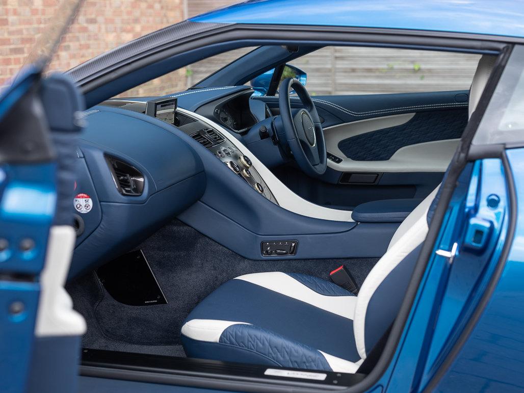 2017 Aston Martin Vanquish Zagato Coupe For Sale (picture 6 of 24)