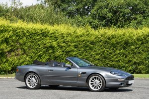 1997 Aston Martin DB7 Volante - 5 Speed Manual