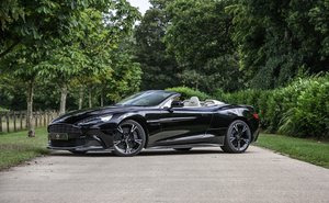 2017 Aston Martin Vanquish S Volante For Sale