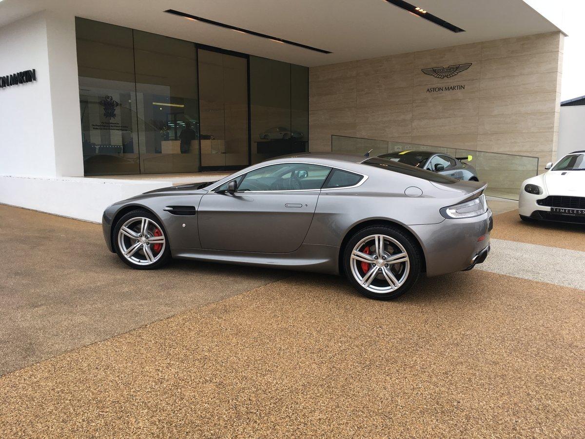 2006 Aston Martin Vantage 4.3 V8 For Sale (picture 1 of 6)