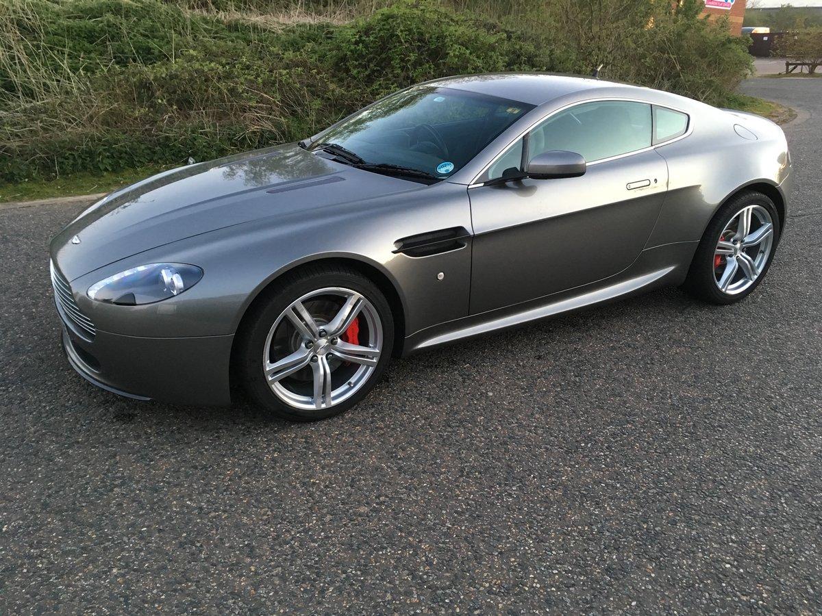 2006 Aston Martin Vantage 4.3 V8 For Sale (picture 3 of 6)