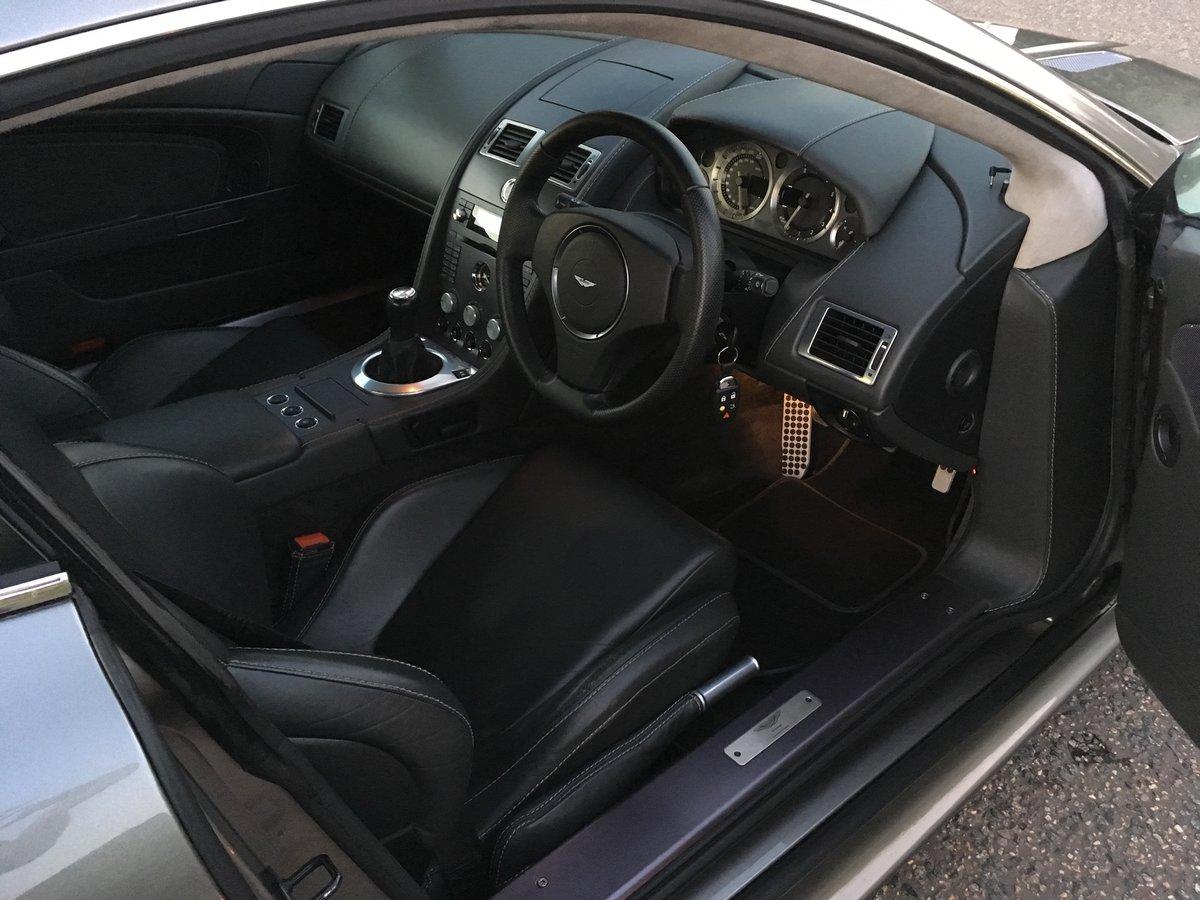2006 Aston Martin Vantage 4.3 V8 For Sale (picture 5 of 6)