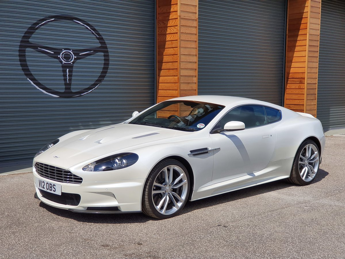 2009 Aston Martin DBS V12 late rare manual For Sale (picture 1 of 6)