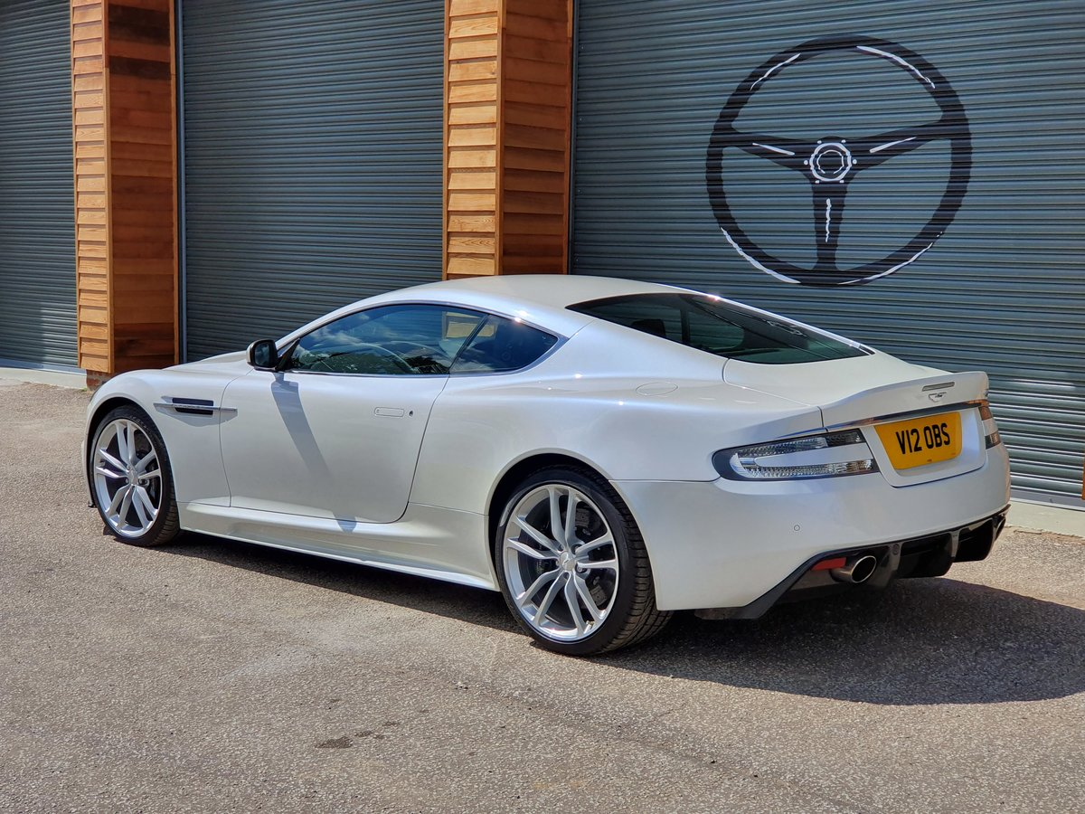 2009 Aston Martin DBS V12 late rare manual For Sale (picture 3 of 6)