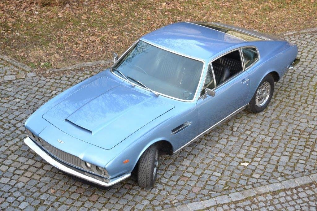 1972 DBS Vantage RHD - machting number and color For Sale (picture 1 of 6)