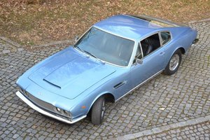 1972 DBS Vantage RHD - machting number and color For Sale