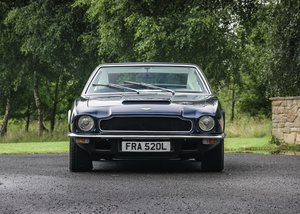 1973 Aston Martin V8 Series II Fi SOLD by Auction