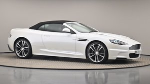 2011 ASTON MARTIN DBS 5.9 V12 VOLANTE  For Sale