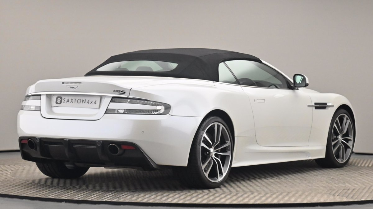 2011 ASTON MARTIN DBS 5.9 V12 VOLANTE  For Sale (picture 4 of 6)