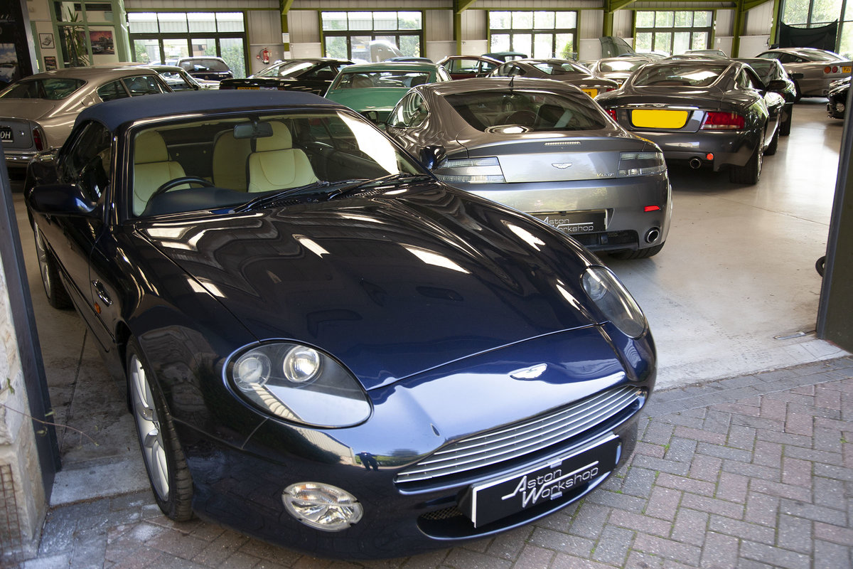 2000 DB7 VANTAGE VOLANTE  SOLD (picture 6 of 6)