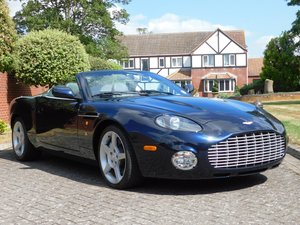 2004 Aston Martin DB AR1 For Sale
