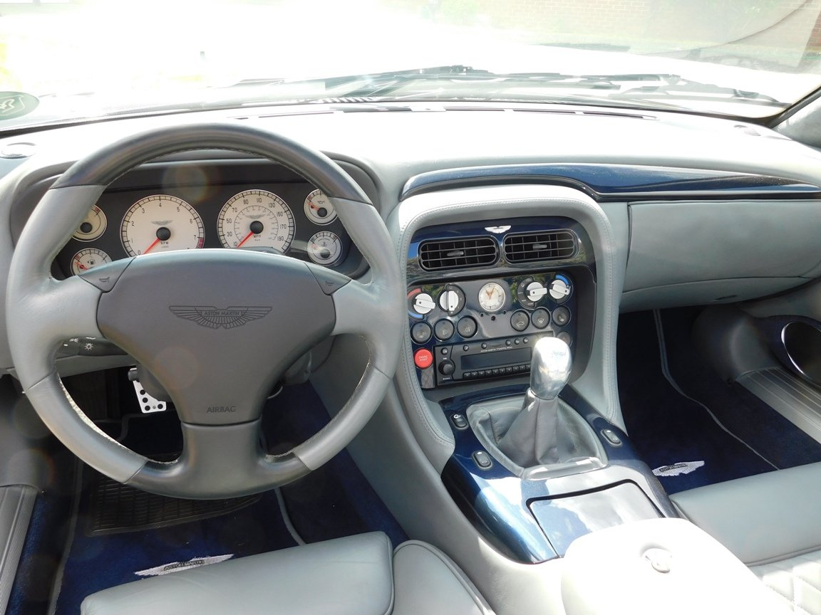 2004 Aston Martin Db Ar1 For Sale Car And Classic Car And Classic
