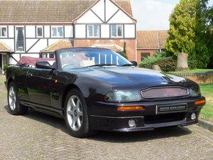 1998 Aston Martin V8 Volante LWB