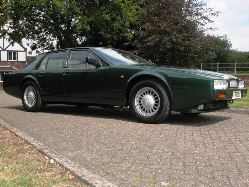 1990 Aston Martin V8 Lagonda For Sale (picture 1 of 11)