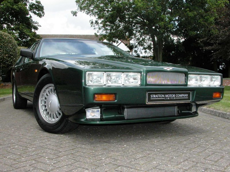 1990 Aston Martin V8 Lagonda For Sale (picture 2 of 11)