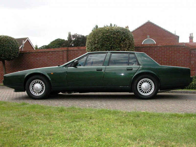 1990 Aston Martin V8 Lagonda For Sale (picture 3 of 11)