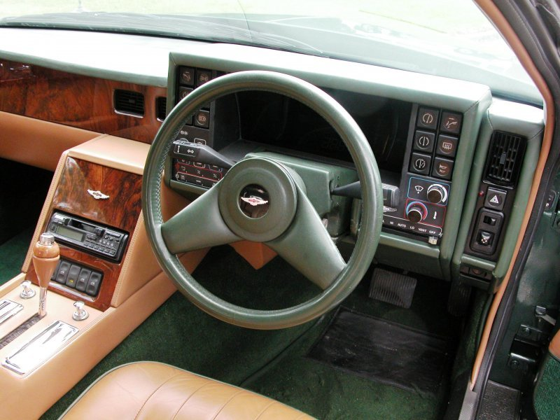 1990 Aston Martin V8 Lagonda For Sale (picture 4 of 11)