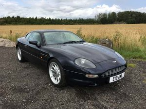 1997 Aston Martin DB7 at Morris Leslie Auction 17th August For Sale by Auction