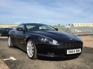 2004 Aston Martin DB9 at Morris Leslie Auction 17th August For Sale by Auction