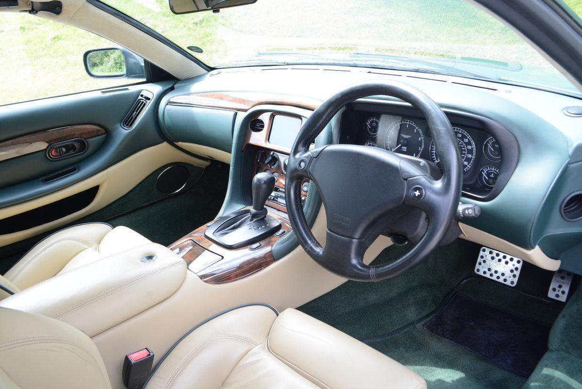2001 Aston Martin DB7 Volante Low mileage  For Sale (picture 5 of 6)