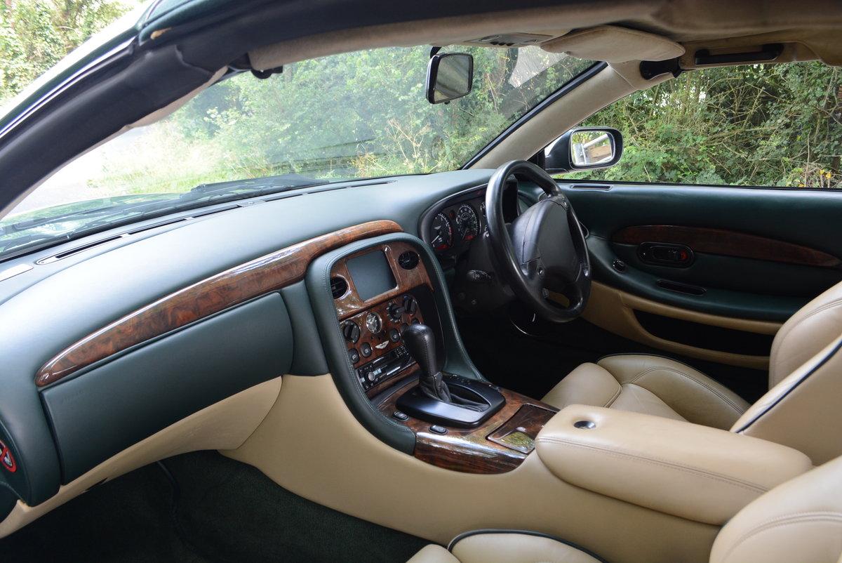 2001 Aston Martin DB7 Volante Low mileage  For Sale (picture 6 of 6)