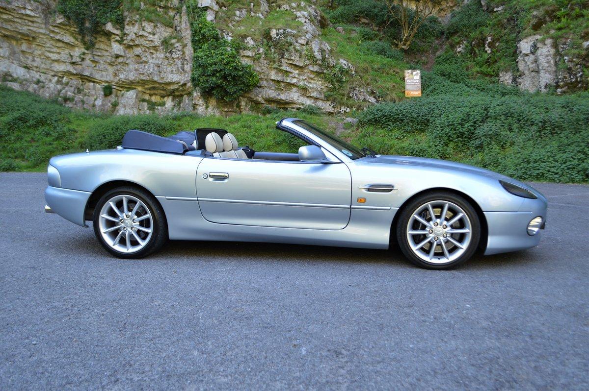 2001 Aston Martin DB7 Volante V12 Nice Spec For Sale (picture 2 of 6)
